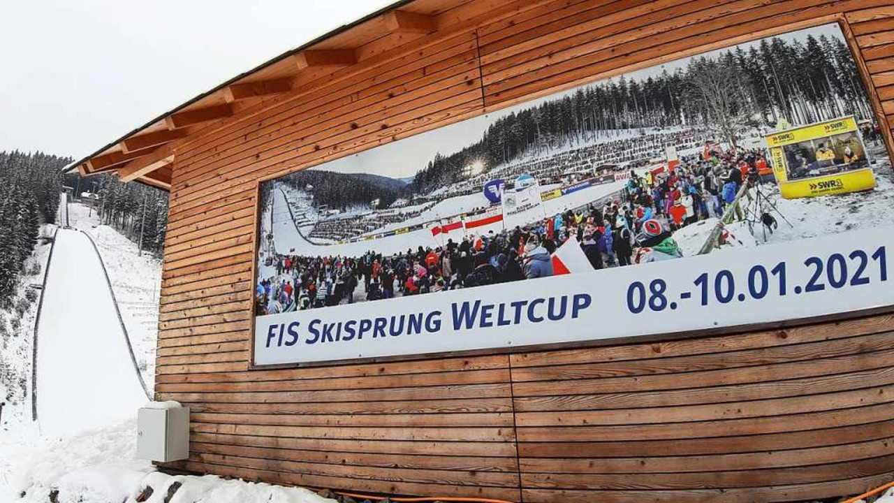 Schnee gibt's diesmal reichlich am Hochfirst.  | Foto: Johannes Bachmann