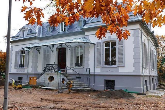 Stadt hat in Lörrach viele Bauprojekte vorangetrieben