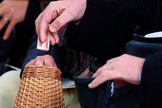 Früherer Bonndorfer Pfarrer nimmt Strafbefehl wegen Untreue an