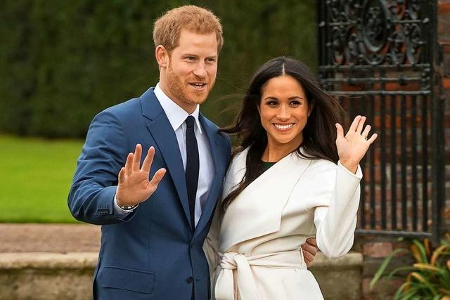 Prinz Harry und Herzogin Meghan: Selbstinszenierung statt Kameraflucht