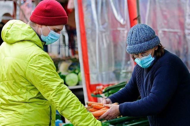 Nach 44 Jahren sagt Anneliese Fischer aus Schuttern dem Markt adieu