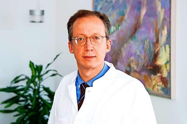 Freiburger Mediziner erforscht die Immunreaktion nach Sars-CoV-2-Infektion