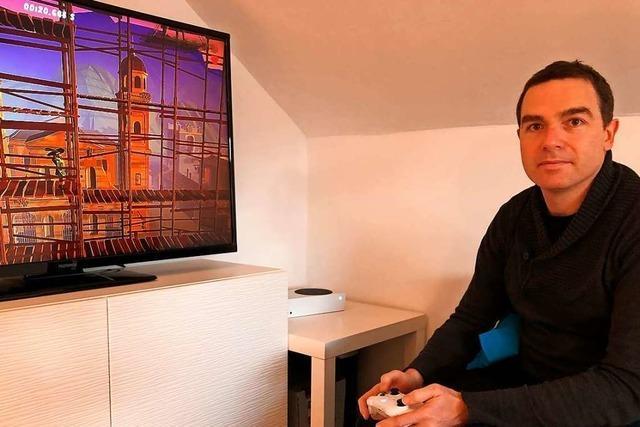 Ehepaar aus Waldkirch veröffentlicht Spiel für die Xbox