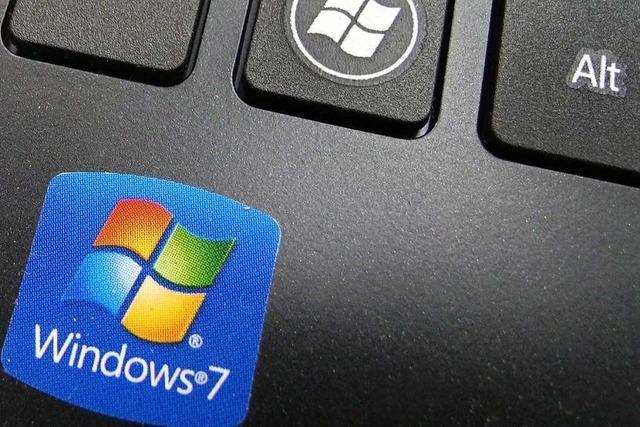 Die Zeitbombe Windows 7 von Microsoft tickt noch immer