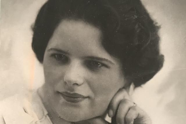 Erika Richter war die Müllerin der Nollinger Wiechsmühle