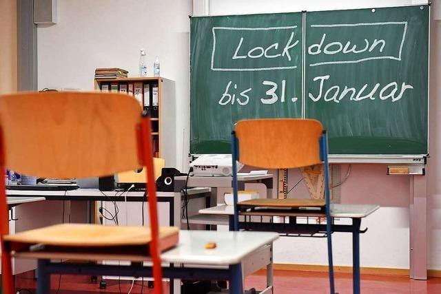 Notbetreuung und Fernunterricht werden zum Spagat für die Schulen