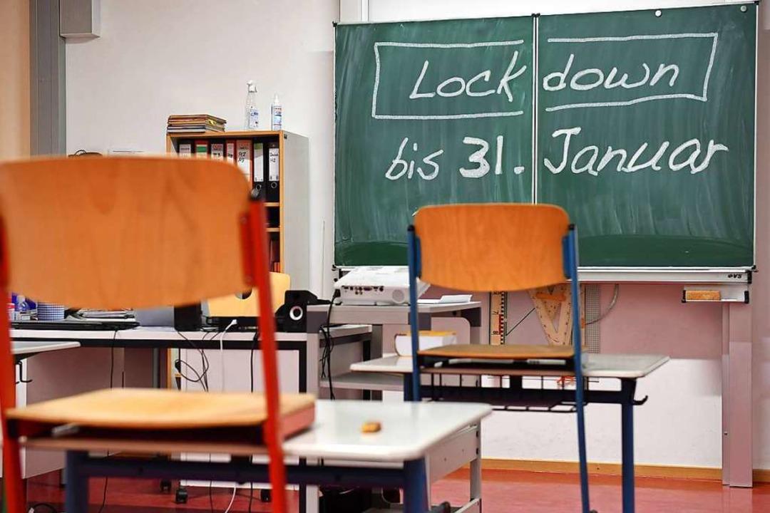 Nach Ende der Weihnachtsferien wird es...an Schulen in Baden-Württemberg geben.    Foto: Frank Hoermann / SVEN SIMON via www.imago-images.de