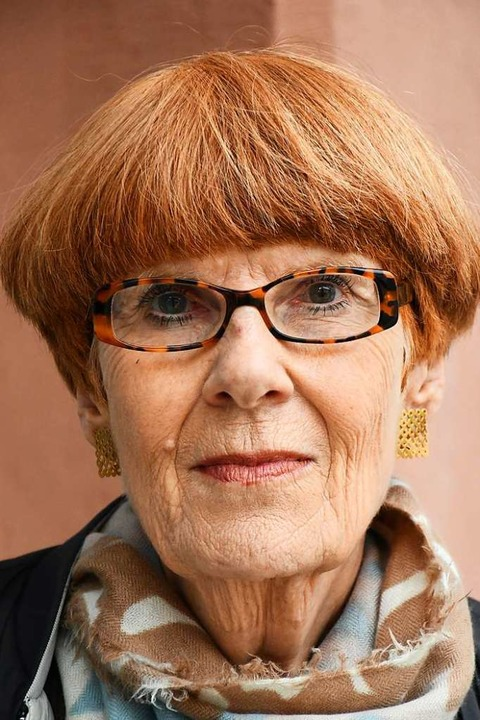Gudrun Schubert  | Foto: Barbara Ruda