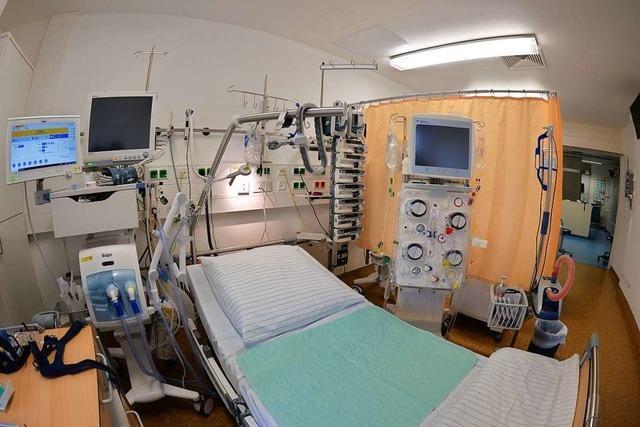 Ortenau Klinikum reagiert auf Personalnot und legt Intensivstationen zusammen
