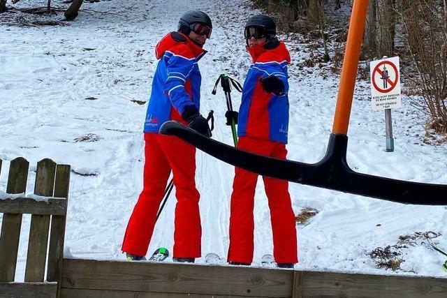 Der Skiclub Ewattingen vermietet seinen Skilift stundenweise – und landet damit einen Hit