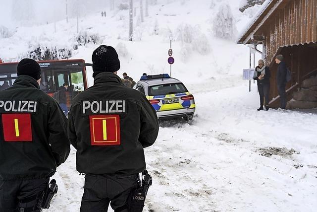 Polizei kündigt erneute Sperrungen an