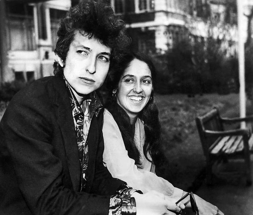 Sie holte Bob Dylan auf die Bühne, als... heute Inspiration und Dämon zugleich.  | Foto: UPI