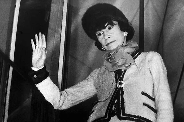 Coco Chanels Schöpfungen prägten die Damenmode des 20. Jahrhunderts