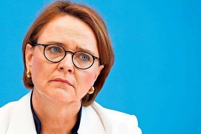 Annette Widmann-Mauz: