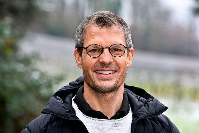 Pfarrer Lasse Collmann liebt Menschen, Berge und