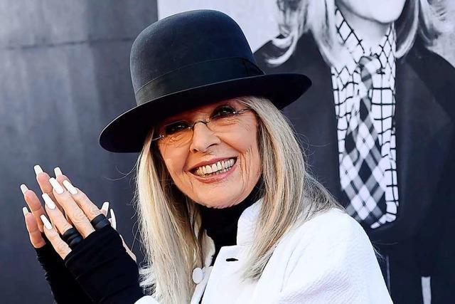 Diane Keaton: Die neurotische New Yorkerin
