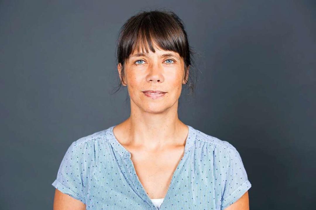 BZ-Redakteurin Martina Philipp  | Foto: Carlotta Huber