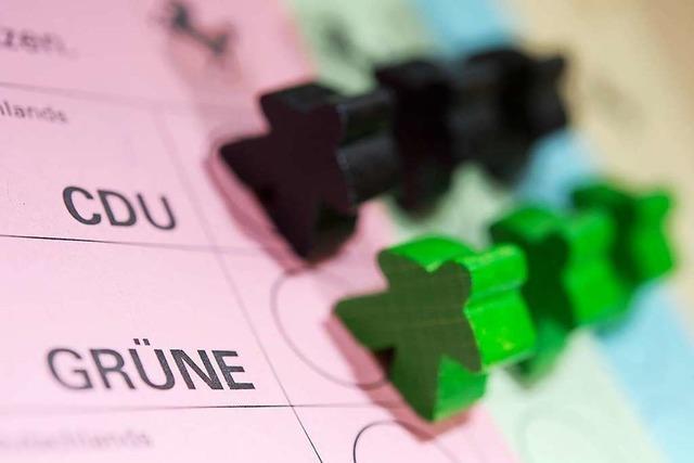Landtagswahl: Grüne und CDU wollen das Direktmandat in Offenburg