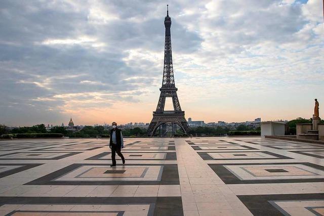 Auch Grenzregionen betroffen: Frankreich plant strengere Ausgangssperren in weiteren Landesteilen