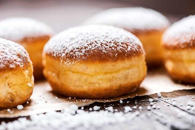 Fünf Fakten zu Berlinern (Pfannkuchen)