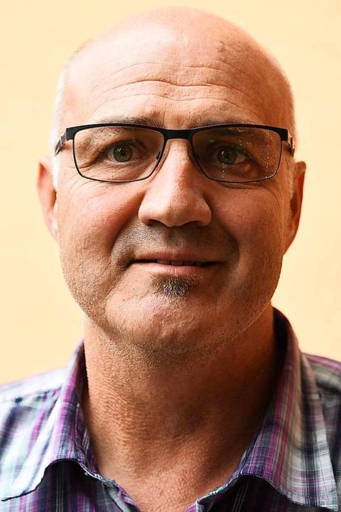 Jürgen Schäfer    Foto: Robert Bergmann