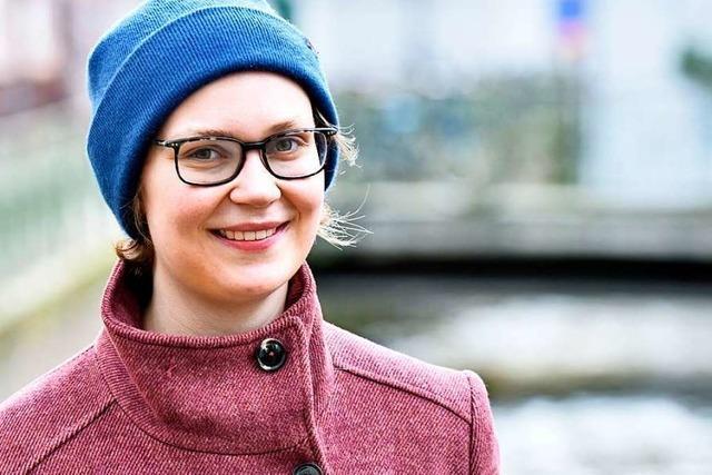 Fridays-For-Future-Aktivistin Sophia Kilian möchte endlich wieder streiken dürfen