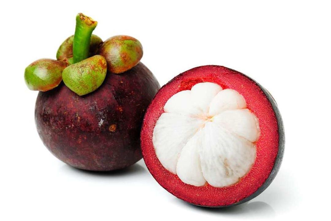 Mit der Mango ist die Mangostane nicht einmal botanisch verwandt.  | Foto: NorGal (stock.adobe.com)