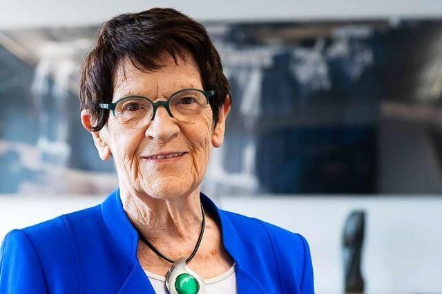 Ist Politik für Frauen etwas anderes als für Männer, Frau Süssmuth?