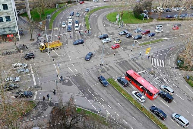 Neue Computersimulation soll Verkehrsfluss in Freiburg berechnen