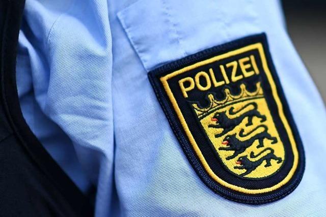 In eine Gartenhütte in Grenzach-Wyhlen wurde eingebrochen