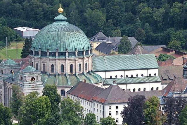 Im Kloster St. Blasien wurden einst Garne und Gewehre produziert