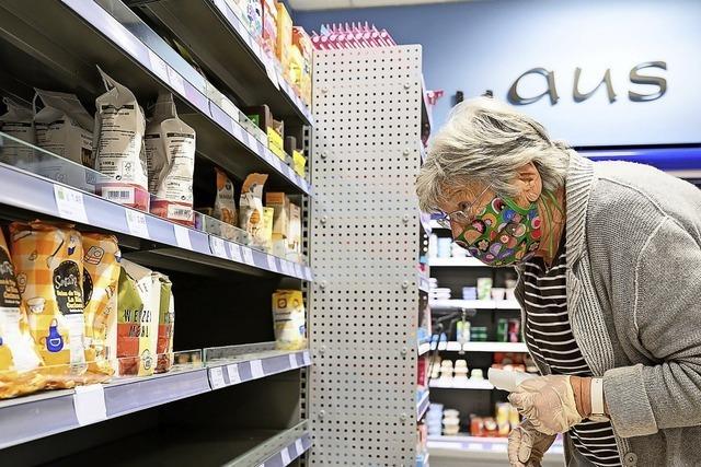 Einkaufen in Corona-Zeiten: Der Steppenwolf im Supermarkt