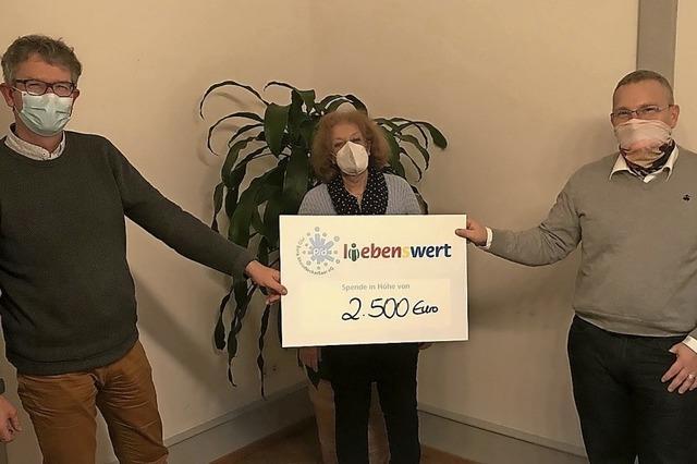 Bank-Stiftung spendet 50.000 Euro an soziale Organisationen