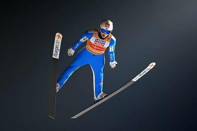 Weltcup-Spitzenreiter Halvor Egner Granerud gewinnt das zweite Springen in Titisee-Neustadt