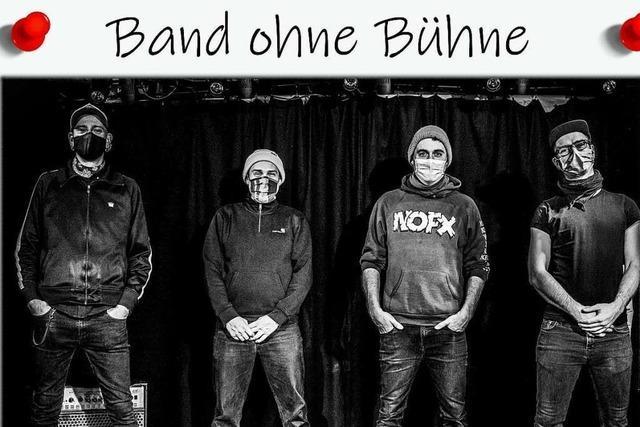 SAK Lörrach stellt regionale Bands auf Social Media vor