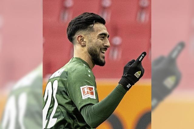 Auswärts bleibt der VfB eine Macht
