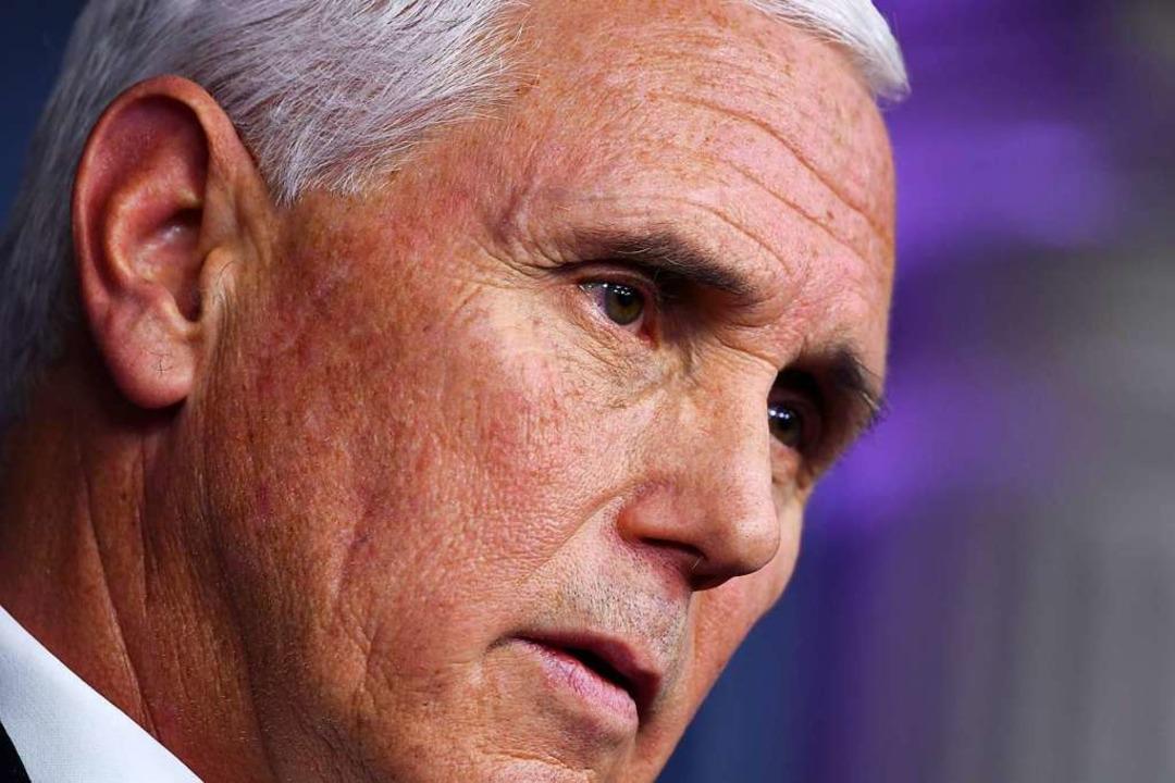 Demokraten wollen Schritte zur Absetzgung Trumps einleiten - Mike Pence muss reagieren