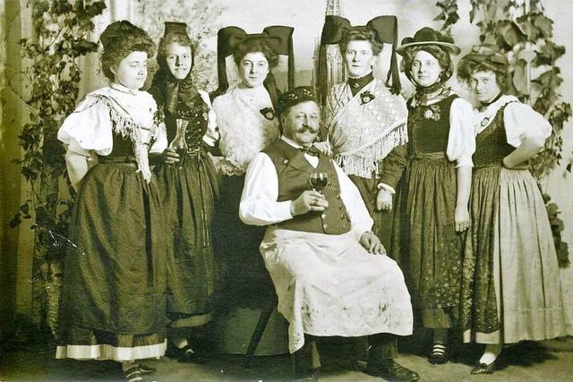 Freiburgs erste Brezel-Fabrik stand an der Basler Straße