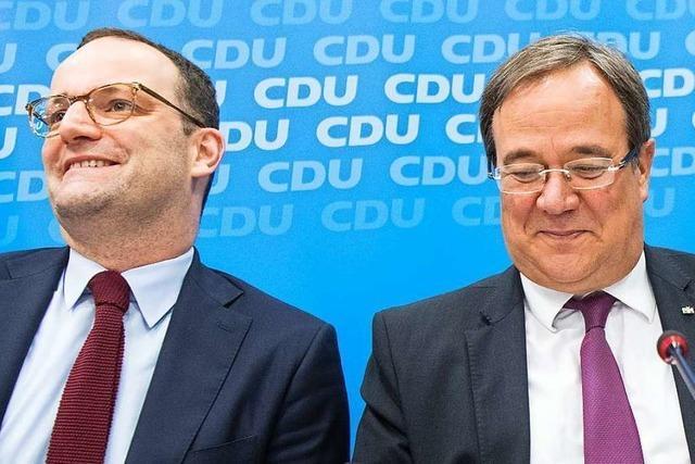 Die Kandidatenkür der CDU und der Faktor Jens Spahn