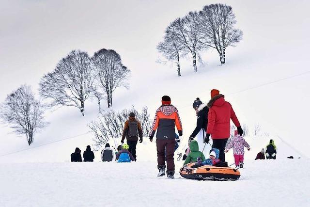 Schwarzwälder Bergwacht muss auch ohne Skifahrer oft ausrücken