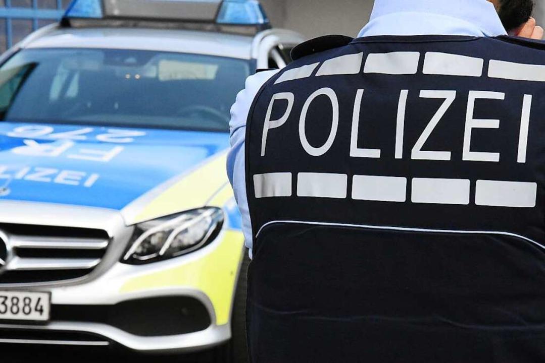 Die Polizei meldet einen Fahrzeugbrand in der Wiesentalstraße (Symbolfoto).  | Foto: Kathrin Ganter