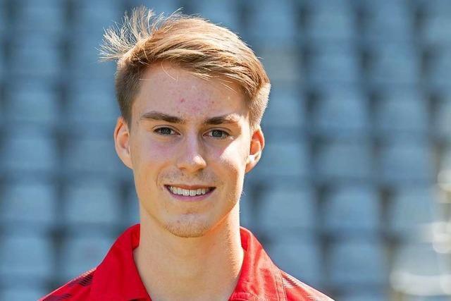 Luca Itter bis Saisonende an Greuther Fürth ausgeliehen