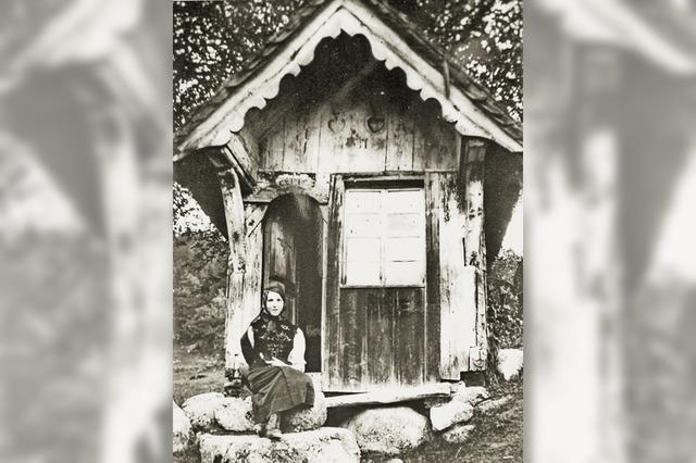 Ein Zimmermann rettete die Seehofkapelle
