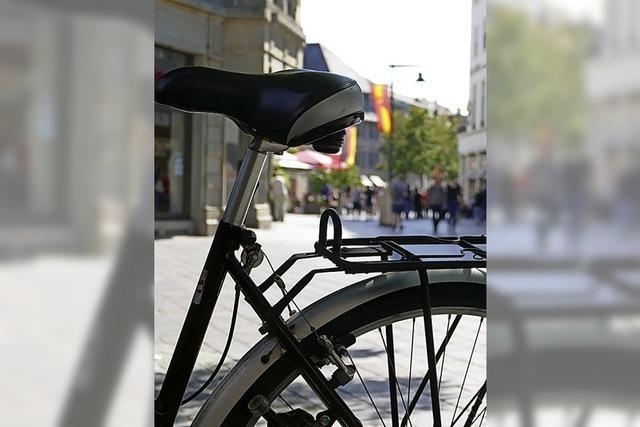 IG Velo gegen Sperrung der Fußgängerzone für Radler