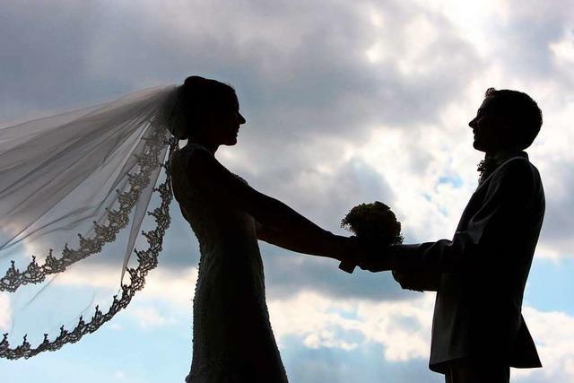 Trotz Corona haben die Bad Säckinger fleißig geheiratet