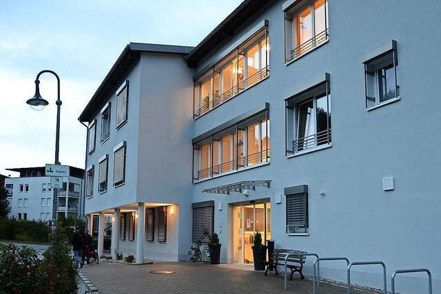 Trotz Schutzmaßnahmen grassiert erneut das Virus im Luise-Klaiber-Haus in Kandern
