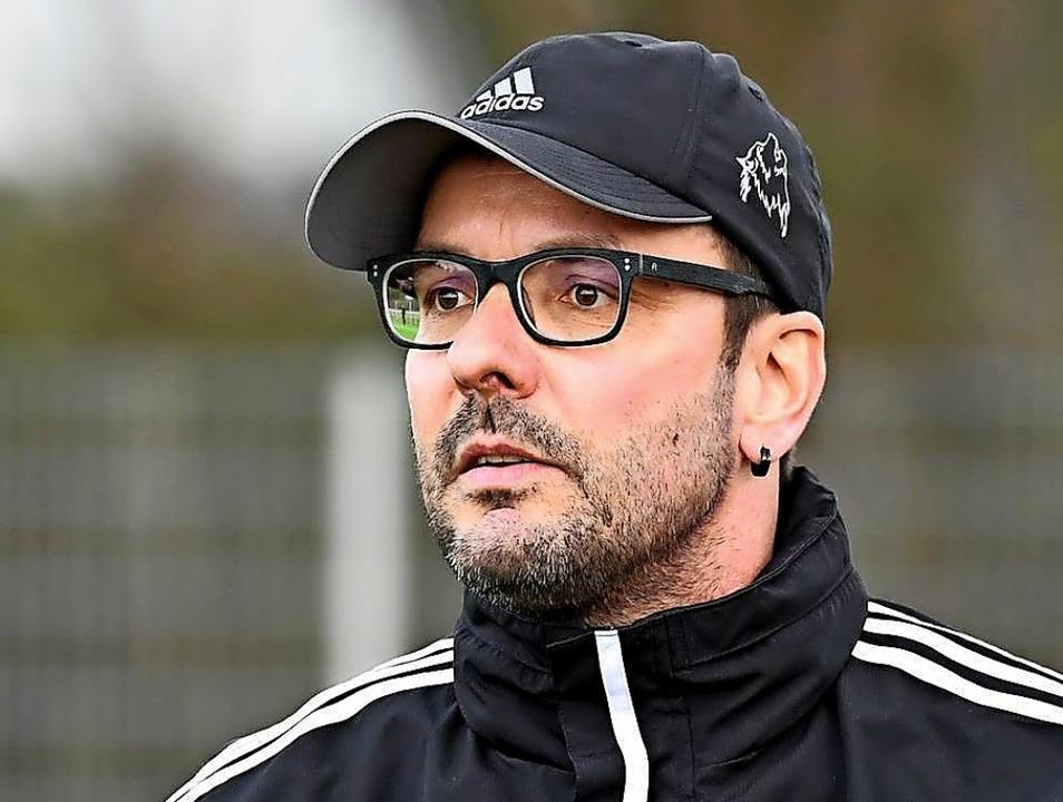 <BZ-FotoAnlauf>Fussball:</BZ-FotoAnlau...rsten Mannschaft des SV 08 Laufenburg.  | Foto: Achim Keller
