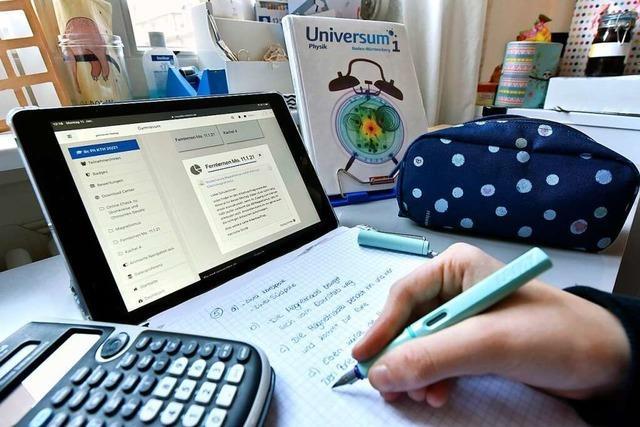 Ausfall von Lernplattformen verzögert Unterricht in Offenburg