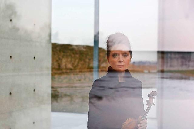 Geigerin Franziska Pietsch hat deutsch-deutsche Lebensgeschichte