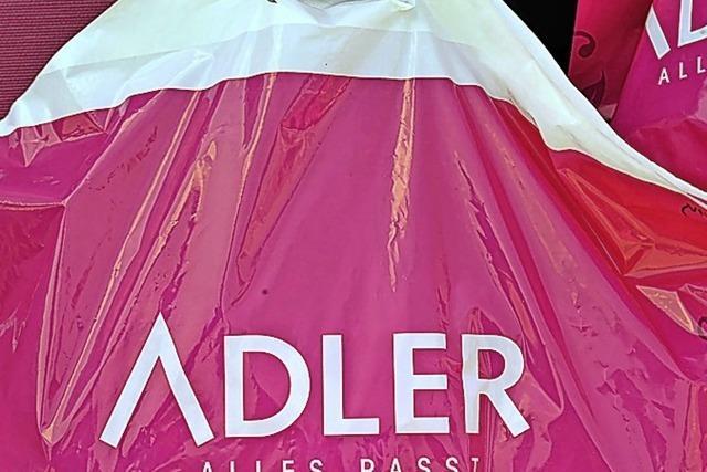 Modehändler Adler will sich selbst sanieren